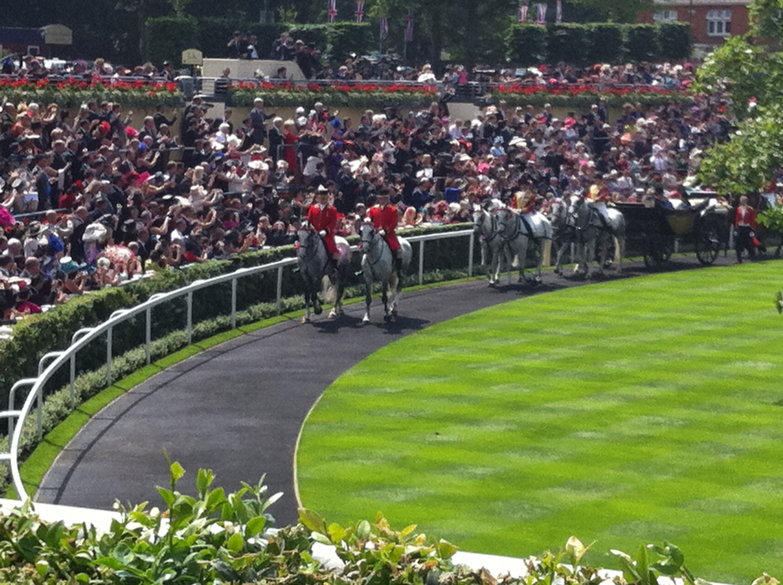 when does royal ascot start