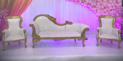 Asian Wedding Stage Dressing