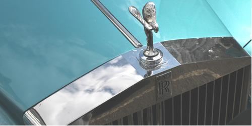 Wedding Rolls Royce
